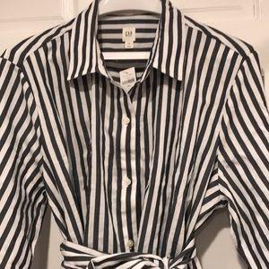 GAP- Wrap blouse NWT